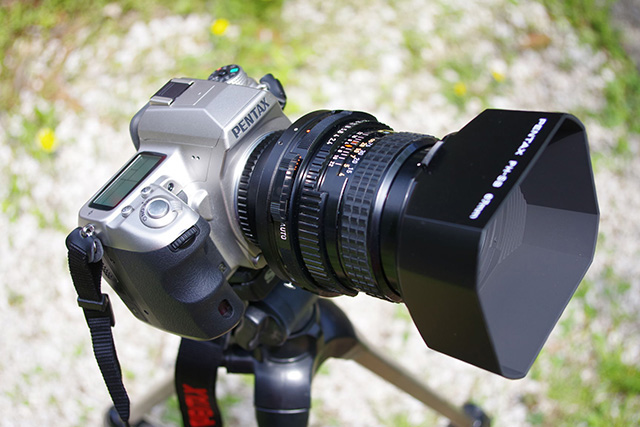 PENTAX: The choice for astrophotography / Beautiful Photo-life