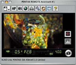 K20D : Digital SLR Cameras | RICOH IMAGING