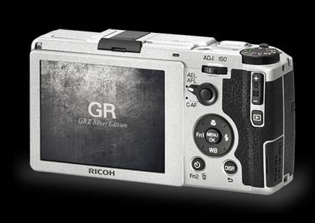 Gr Ii Silver Edition|gr Ii Ricoh Imaging