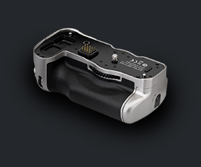 Exclusive battery grip