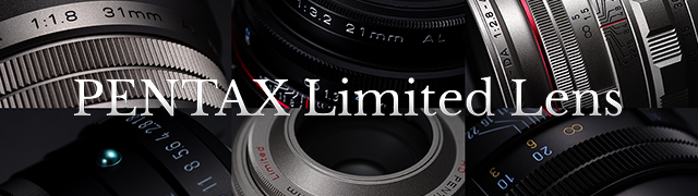 PENTAX Limited Lens