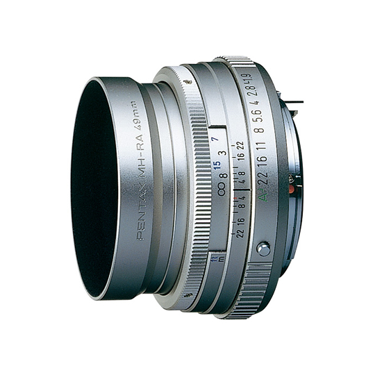 43mm F1.9 Limited